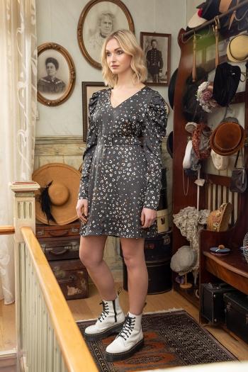 SHORT LEO DRESS