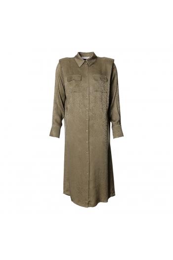UNI LEO SHIRT DRESS